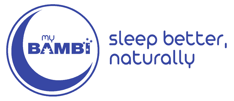 Bambi logo - provider of pillows, mattress protectors, quilts and linen